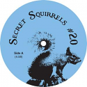 Secret Squirrel/NO 20 12""