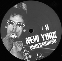 Various/NEW YORK UNDERGROUND #8 12""