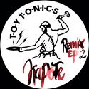"Kapote/REMIX EP 2 12"""