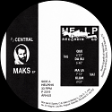 Central/MAKS EP 12""