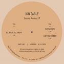 "Jon Sable/SECOND AVENUE EP 12"""