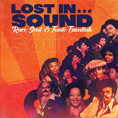 Various/LOST IN SOUND LP