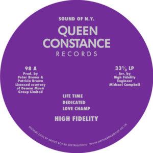 High Fidelity/HIGH FIDELITY LP