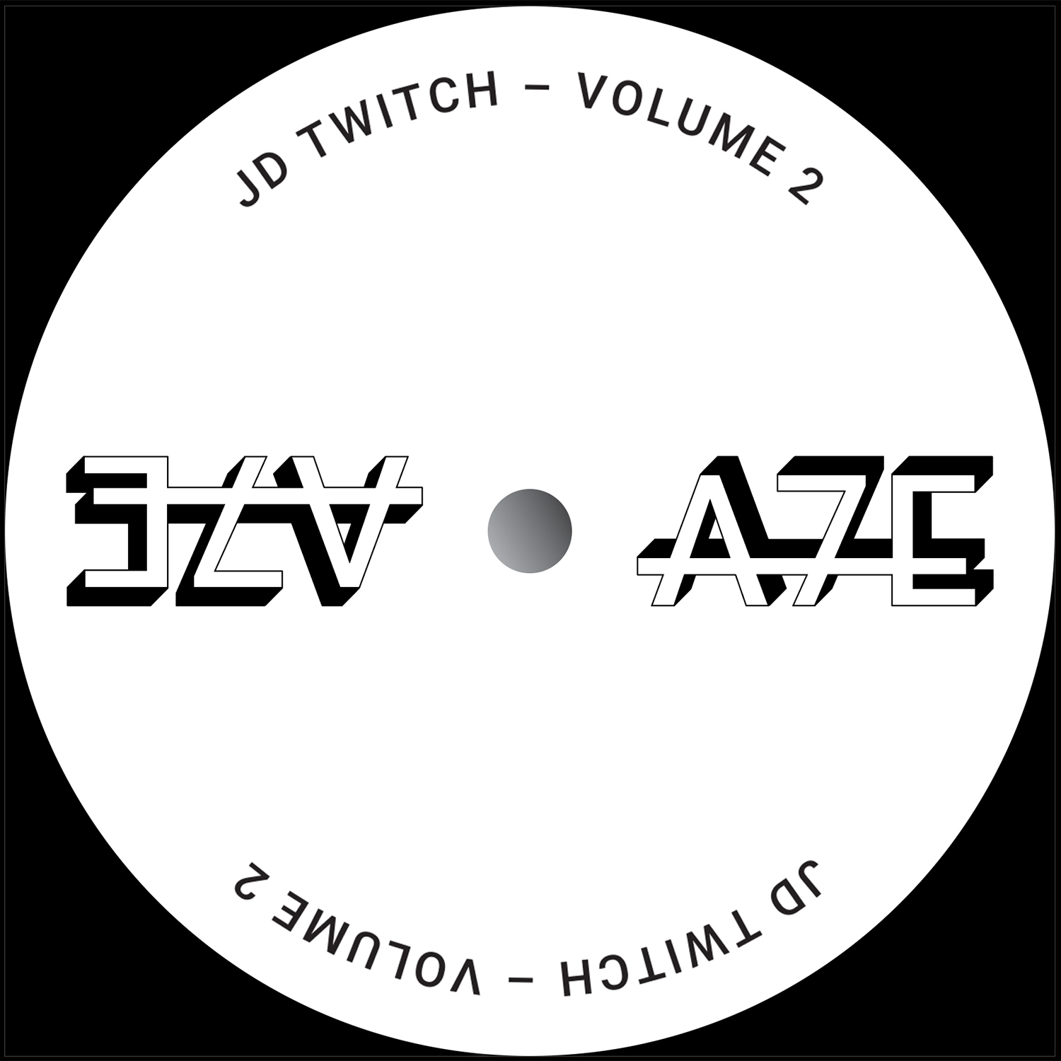 JD Twitch/A7 EDITS VOL 2 12""