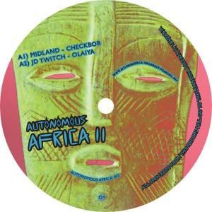 """Various/AUTONOMOUS AFRICA VOL 2 12"""""""
