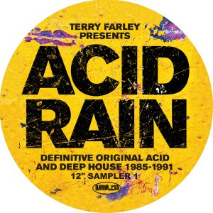 Various/ACID RAIN SAMPLER VOL. 1 12""