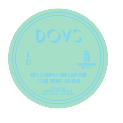 Dovs aka Tin Man & Aaaa/ACID TEST014 12""