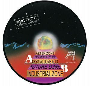 "Ayu Acid/CRYSTAL MAZE EP 12"""