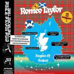 Romeo Taylor/THE KINGDOM OF SCOTLAND 12""