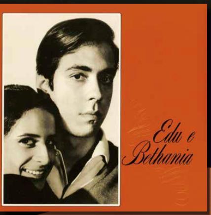 Edu Lobo & Maria Bethania/EDU & MARIA LP