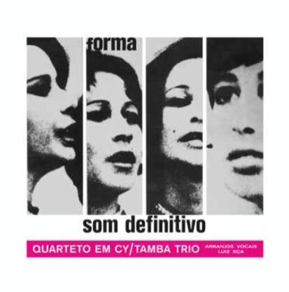Quarteto Em Cy & Tamba Trio/SOM DEFIN LP