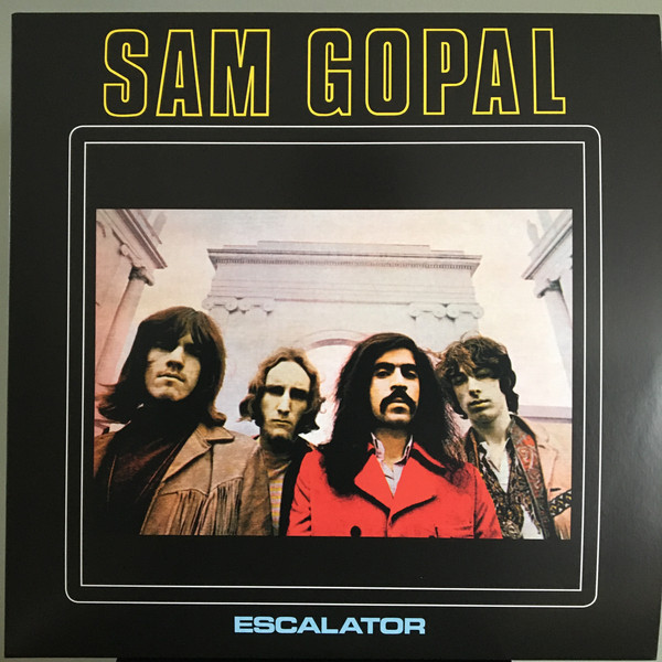 Sam Gopal feat. Lemmy/ESCALATOR LP