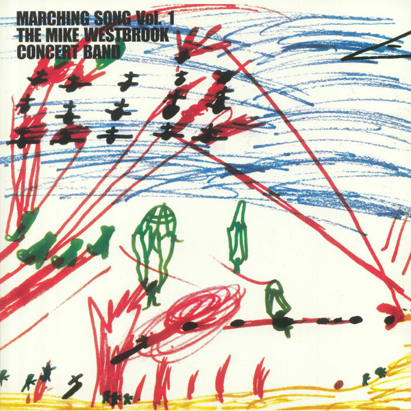 Mike Westbrook Band/MARCHING SONGS V1 LP