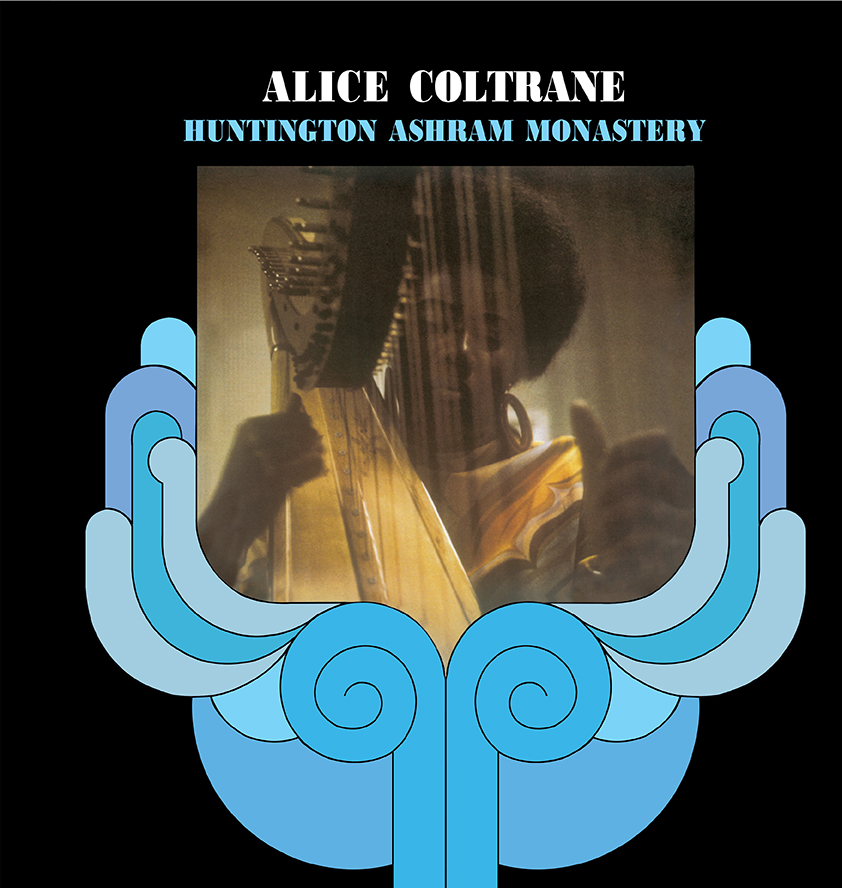 Alice Coltrane/HUNTINGTON ASHRAM... LP