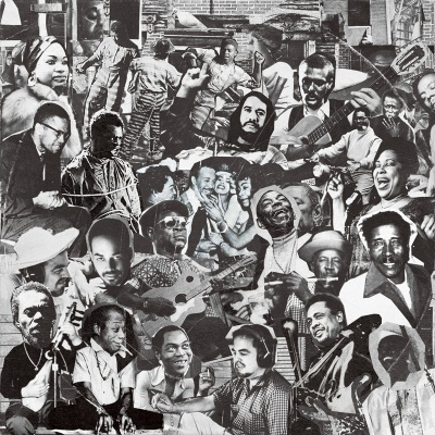 """Romare/MEDITATIONS ON AFROCENTRISM 12"""""""