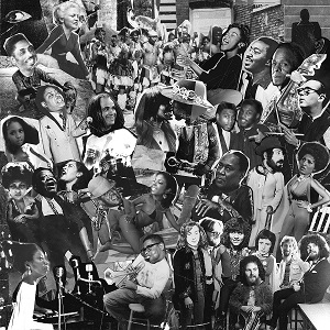 Romare/LOVE SONGS: PART ONE EP 12""