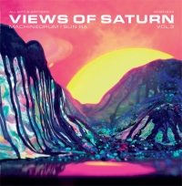 Machinedrum & Sun Ra/VIEWS OF...#3 12""