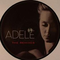 Adele/ROLLING IN THE DEEP-THE REMIXES LP