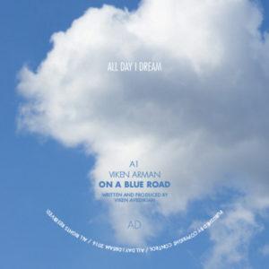 "Viken Arman/ON A BLUE ROAD 12"""