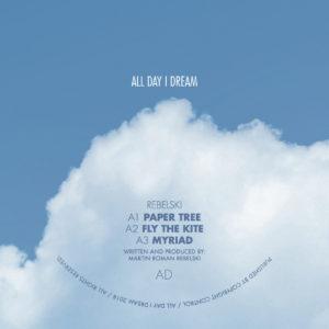 "Rebelski/PAPER TREE EP 12"""