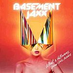 Basement Jaxx/WHAT A DIFFERENCE... D12""