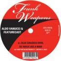 "Aldo Vanucci/WALK LIKE A MAN EP 12"""