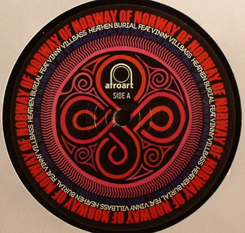 Of Norway/HEATHEN BURIAL EP 12""