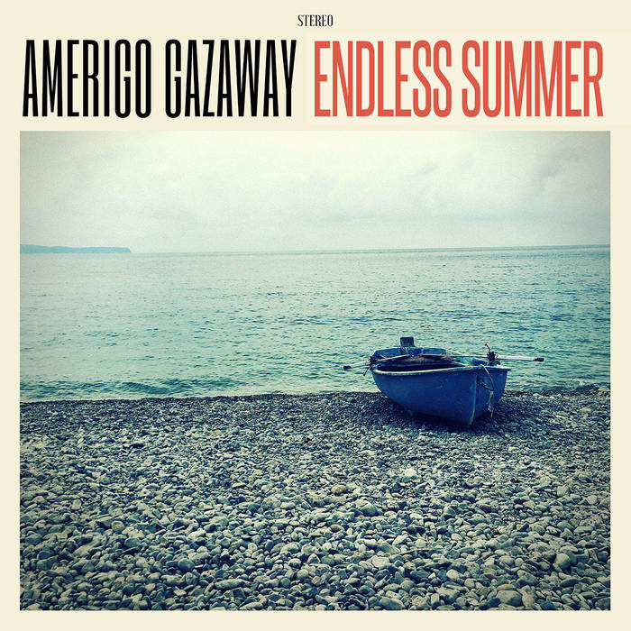 Amerigo Gazaway/ENDLESS SUMMER(GREEN) LP