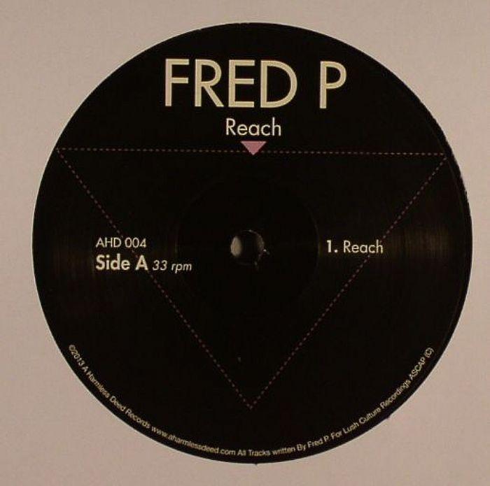 """Fred P/REACH EP 12"""""""