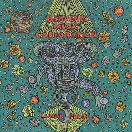 Heavenly Music Corp/LUNAR PHASE LP