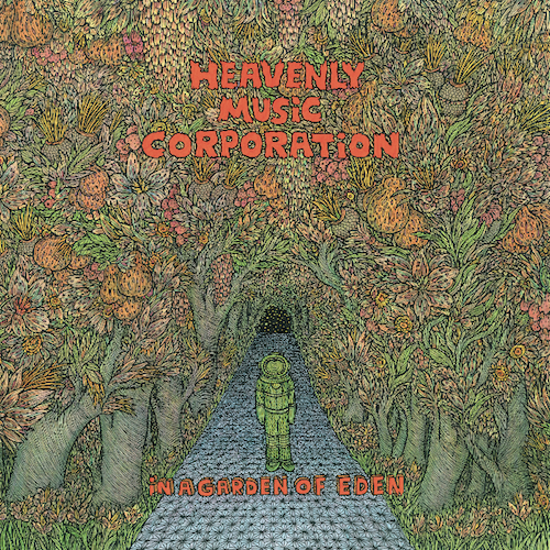 Heavenly Music Corp/IN A GARDEN OF... LP
