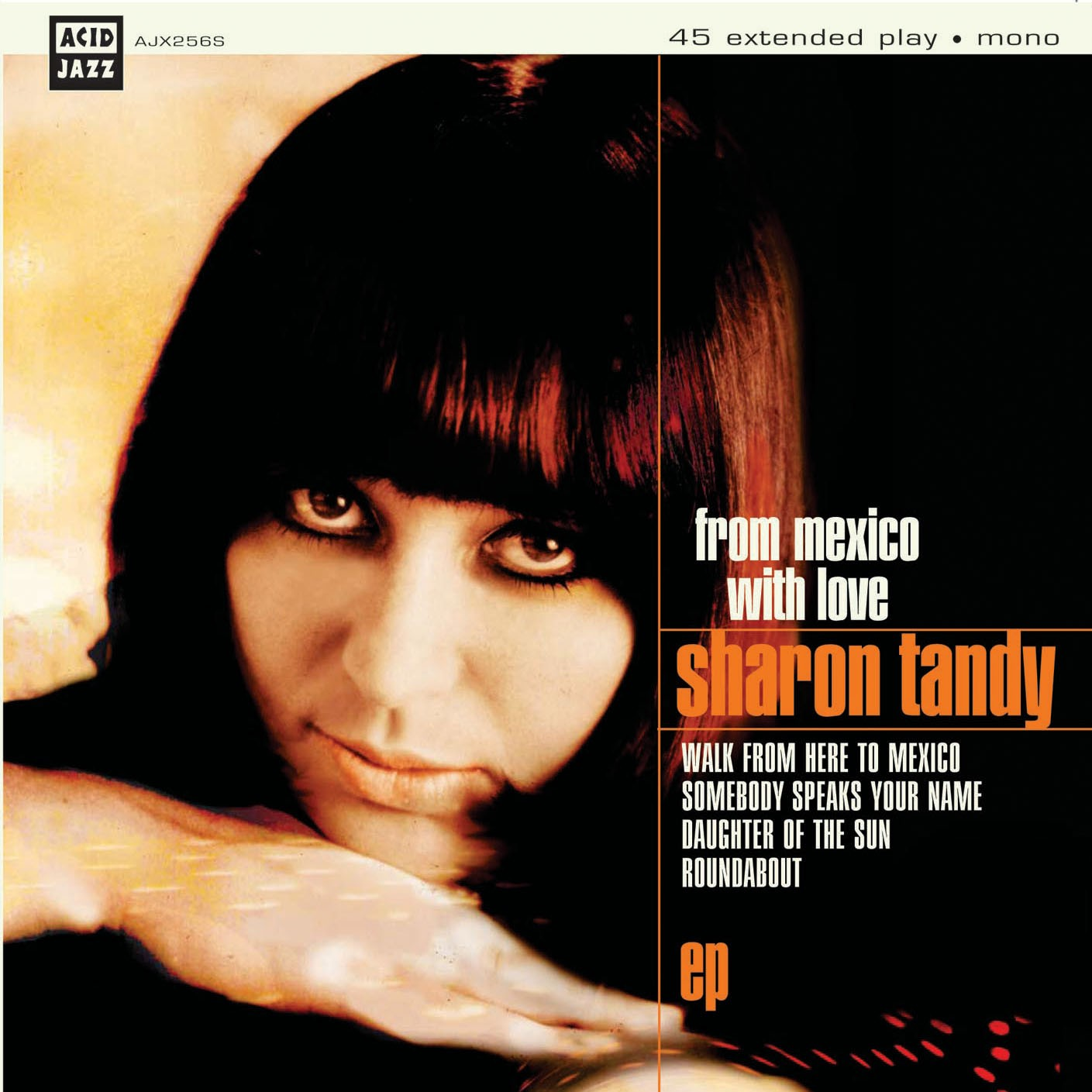 Sharon Tandy/FROM MEXICO WITH LOVE EP 7""
