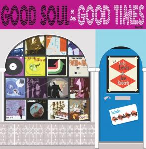 """Andy Lewis/A GOOD SOUL IN GOOD TIMES 7"""""""