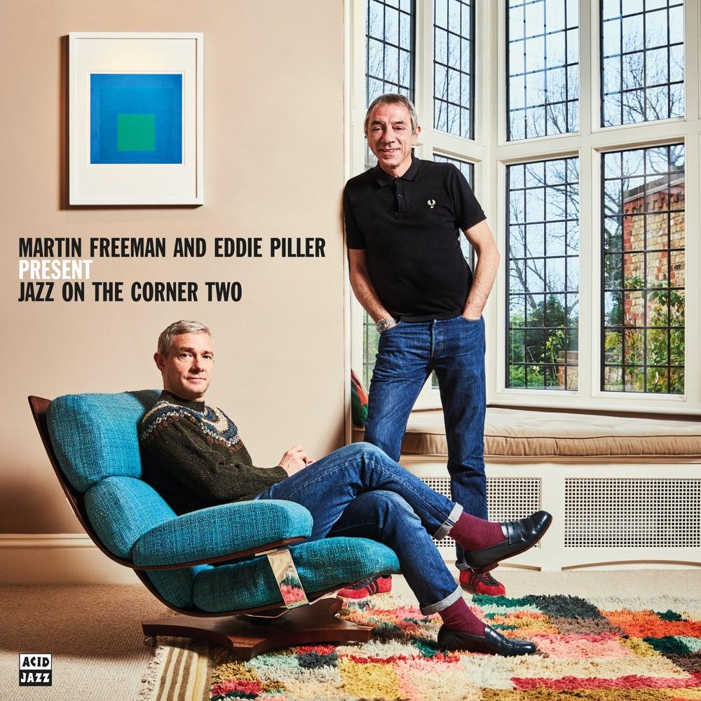 Freeman & Piller/JAZZ ON THE.. V2 DLP
