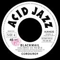"""Corduroy/BLACKMAIL (CALIBRO 35 RMX) 7"""""""