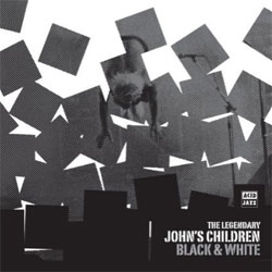 John's Children/BLACK AND WHITE  CD