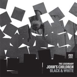 John's Children/BLACK AND WHITE  CD