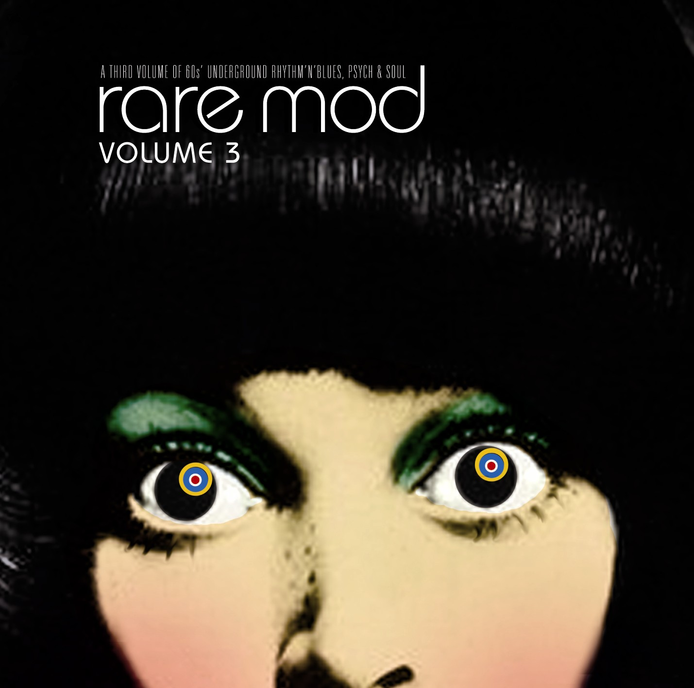 Various/RARE MOD VOL 3  CD
