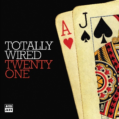 Various/TOTALLY WIRED 21 CD