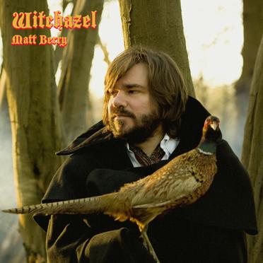 Matt Berry/WITCHAZEL  CD
