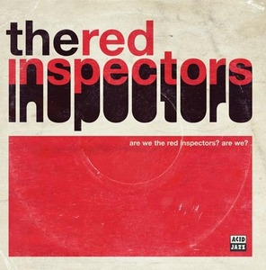 Red Inspectors/ARE WE THE...?  CD