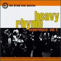 Brand New Heavies/HEAVY RHYME VOL. 1 CD