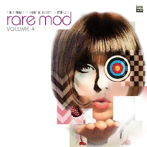 Various/RARE MOD VOL 4 CD