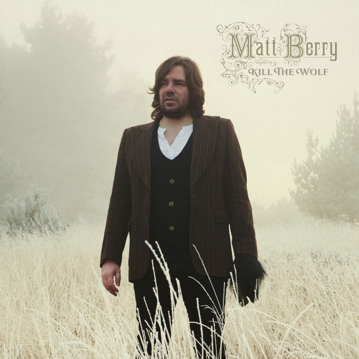 Matt Berry/KILL THE WOLF CD