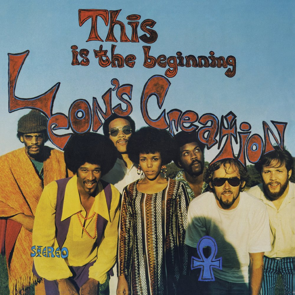 Leon's Creation/THIS IS THE BEGINNING CD