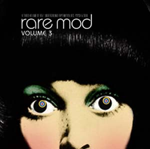 Various/RARE MOD VOL 3  LP