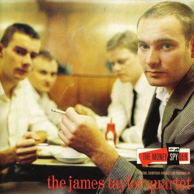 James Taylor Quartet/MONEY SPYDER LP