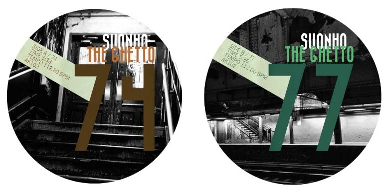 Suonho/THE GHETTO 74 & 77 12""