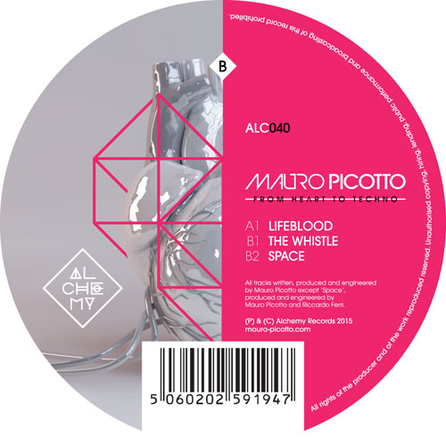 Mauro Picotto/LIFEBLOOD 12""