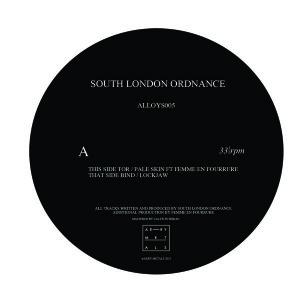 "South London Ordnance/TOR EP 12"""